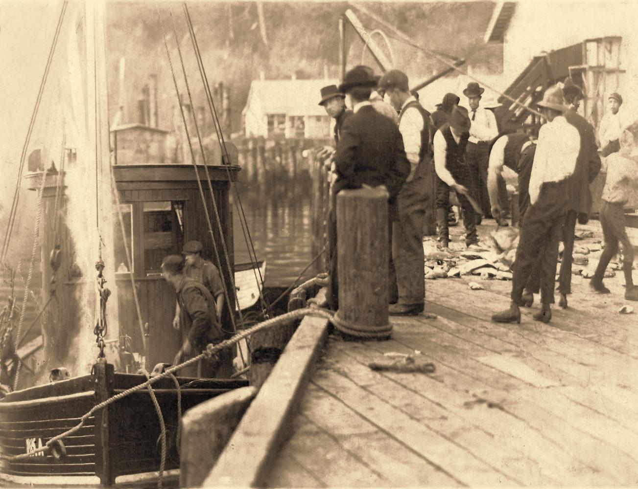 #20 - Kildonan Cannery, circa 1920
