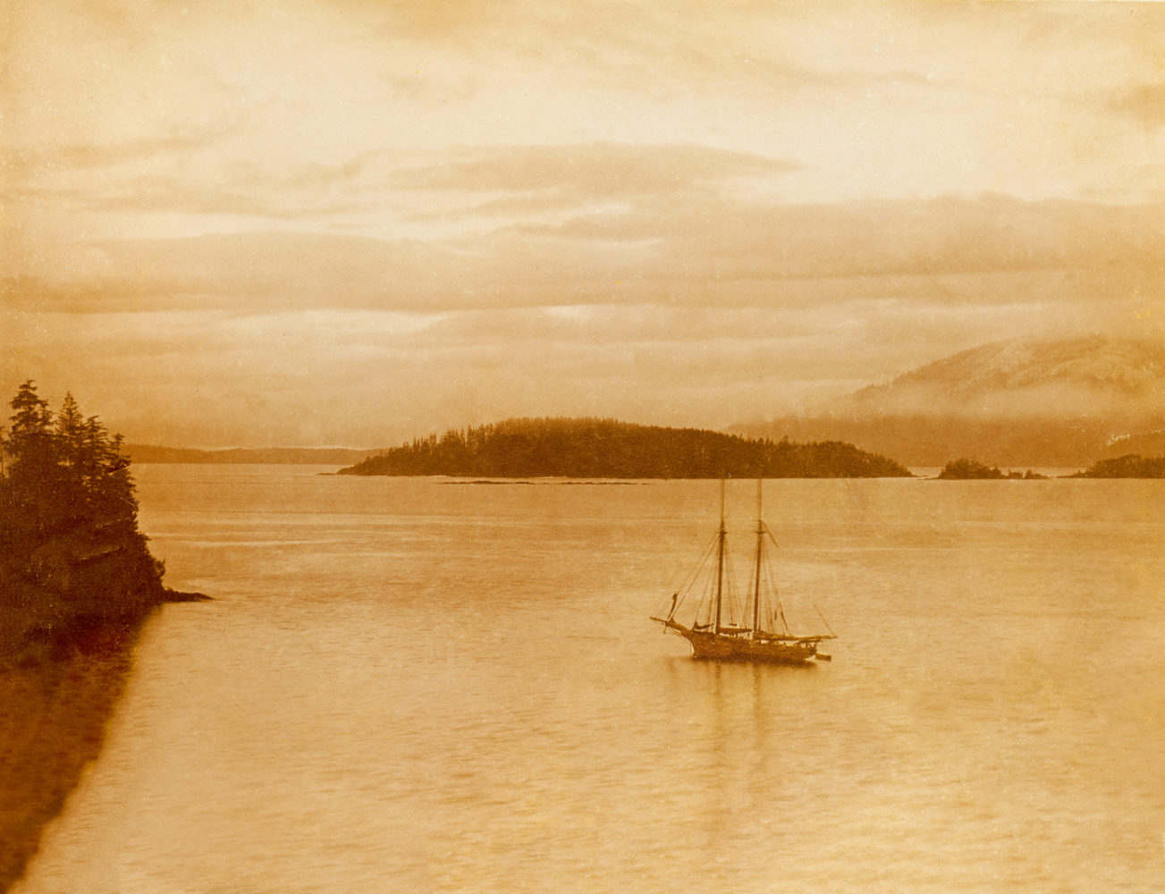 #7 - Fur sealer, Bamfield Inlet, 1905