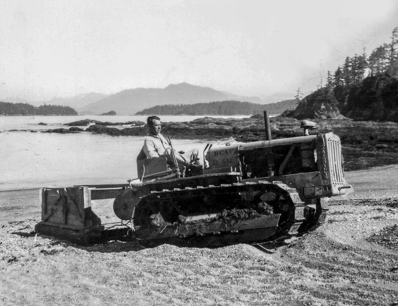 #10 - Moving supplies, World War II